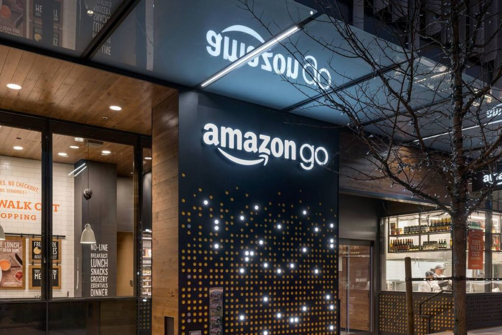 Amazon บริษัทยักษ์ใหญ่