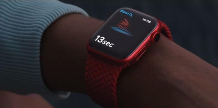 Apple Watch Series 6 รุ่นใหม่