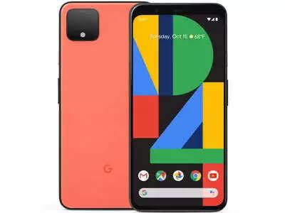 โทรศัพท์มือถือGoogle Pixel 4