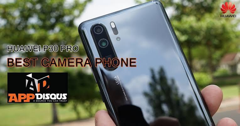 โทรศัพท์มือถือHuawei P30 Pro