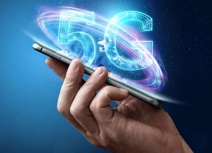 เทคโนโลยีมือถือ 5G -ในชีวิตประจำวัน