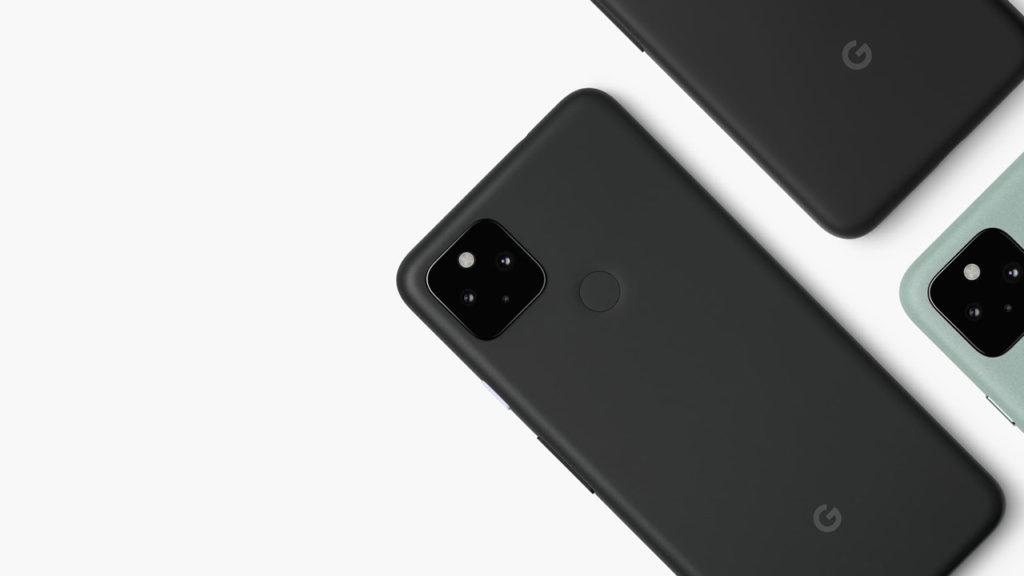 โทรศัพท์ รุ่นใหม่ของ Google รุ่น Pixel 5