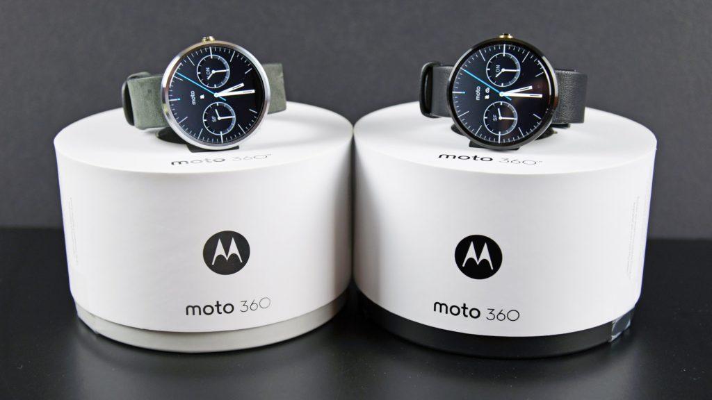 Moto 360 นาฬิกาอัจฉริยะ ผลิตรุ่นใหม่