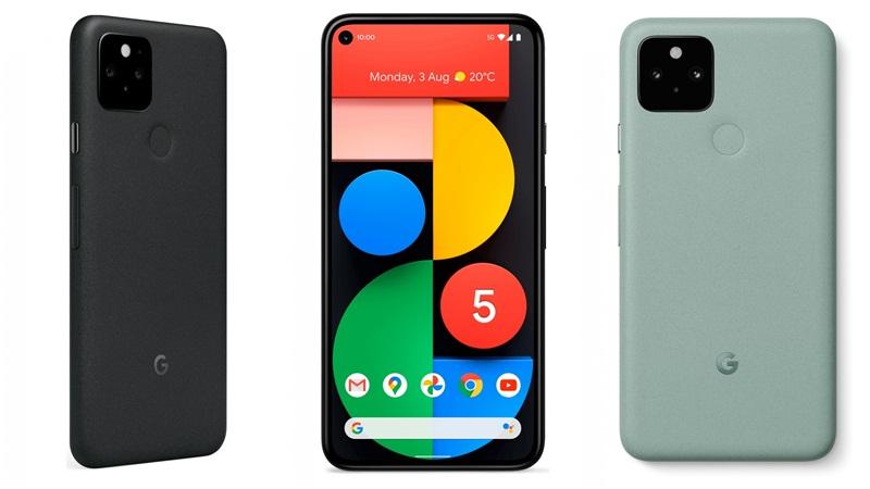 สมาร์ทโฟนรุ่น Pixel 5 มาเอาใจลูกค้า