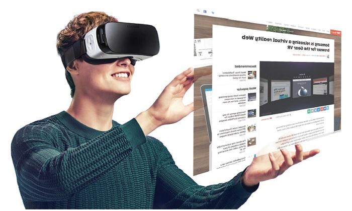 เทคโนโลยีแว่นตา VR
