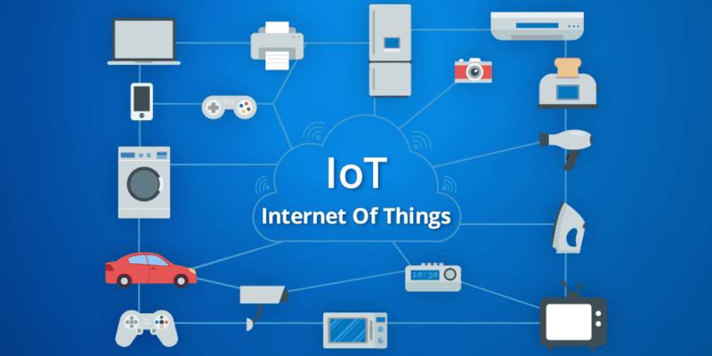 เทคโนโลยี IoT -มาเปลี่ยนชีวิตของเรา