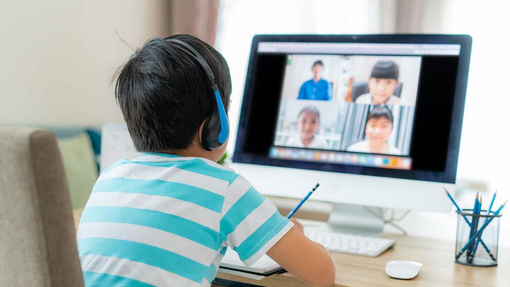 เทคโนโลยีกับเด็กเล็ก สื่อการเรียน