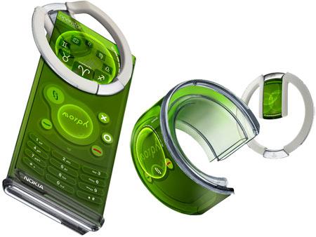 โทรศัพท์มือถือ เปลี่ยนโลก  Nokia Morph3