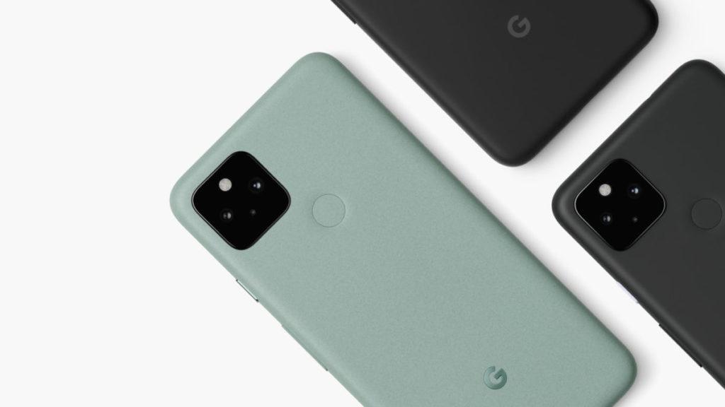 สมาร์ทโฟนรุ่น Pixel 5 Google