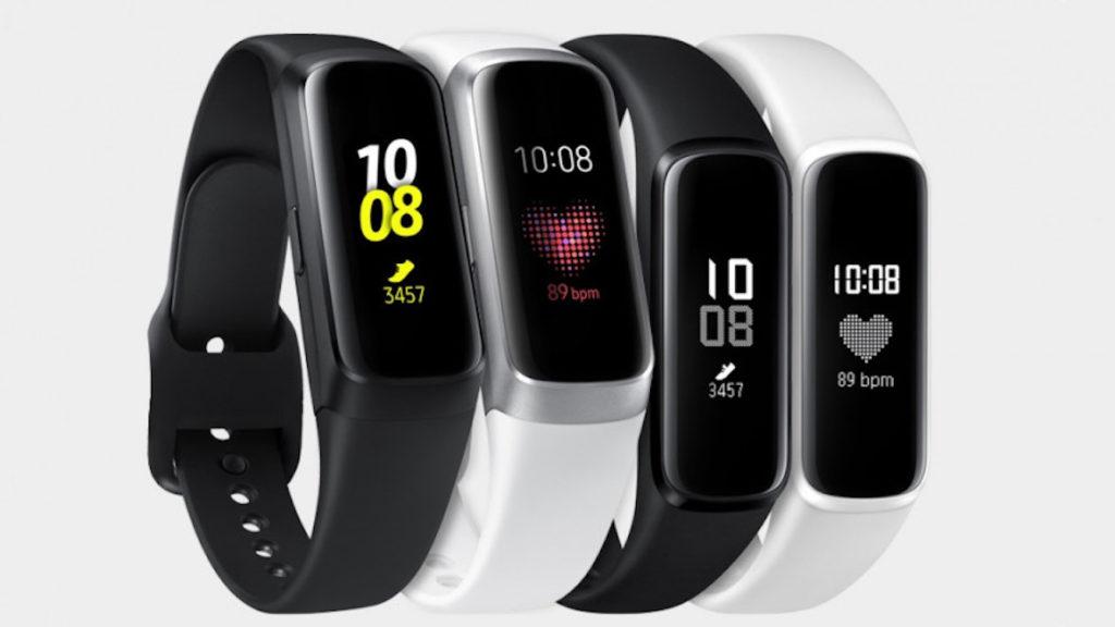นาฬิกา  Samsung Galaxy Fit e