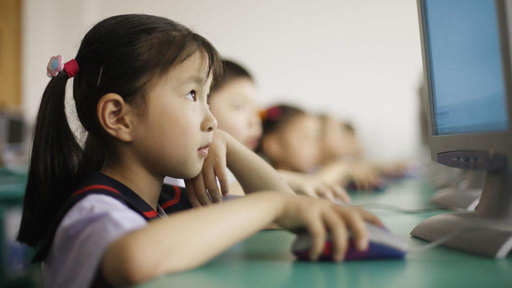 เทคโนโลยีกับเด็กเล็ก การเรียนรู้