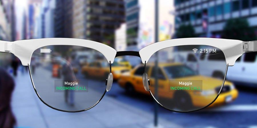 แอปเปิ้ลกลาส หรือแว่นตาตัวใหม่