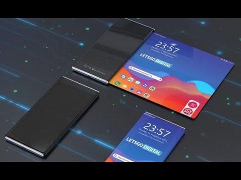 โทรศัพท์ม้วนได้-การทำโทรศัพท์ที่รูปร่างไม่เหมือนกับอุปกรณ์ทั่วไป