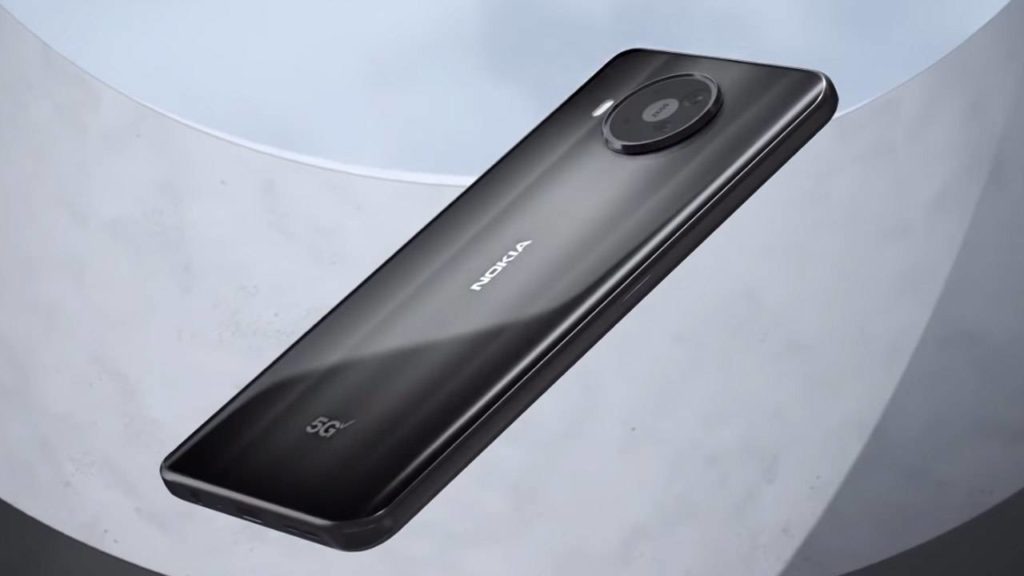 Nokia 8 เรือธง 5G