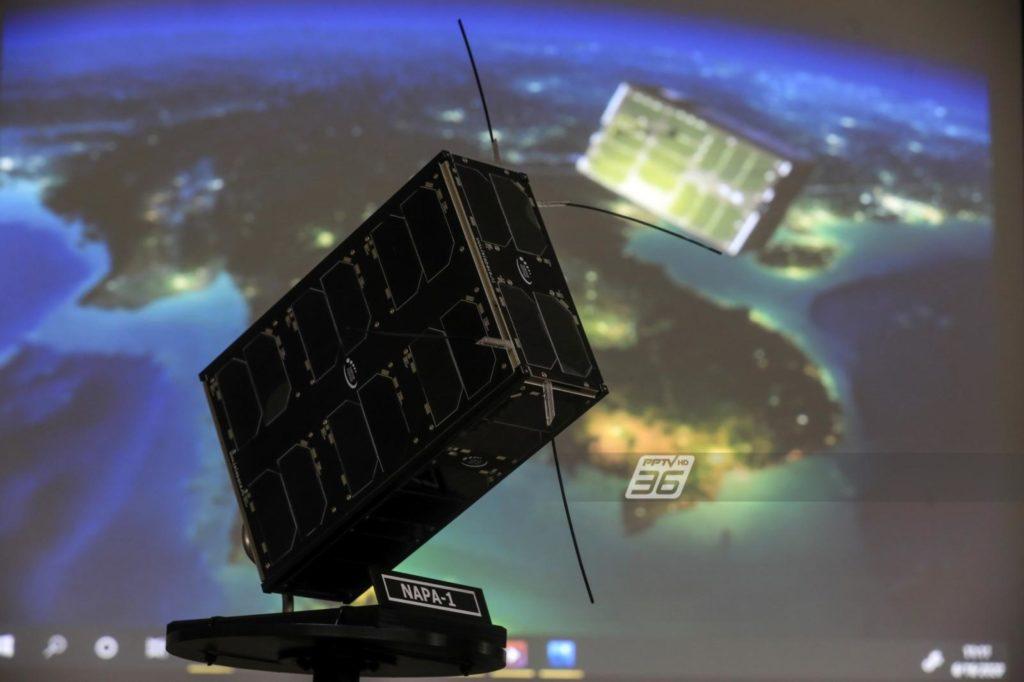 NAPA-1 ดาวเทียม