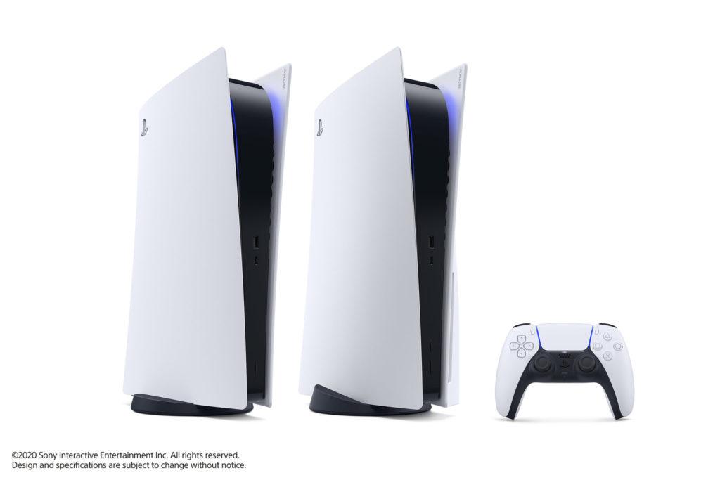 เครื่องเล่นเกม Playstation 5