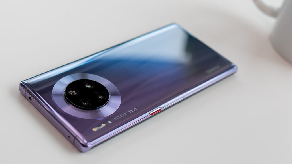 Huaweiเปิดตัว Mate 40 Pro-การชาร์จแบบไร้สายความเร็ว 50W