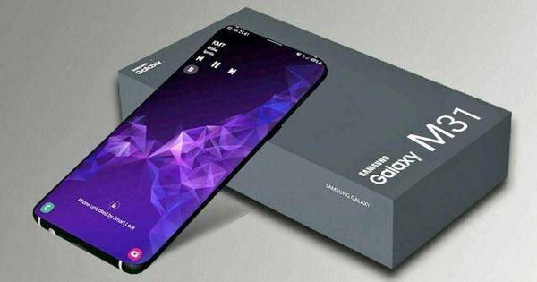 Samsung รุ่น Galaxy M31