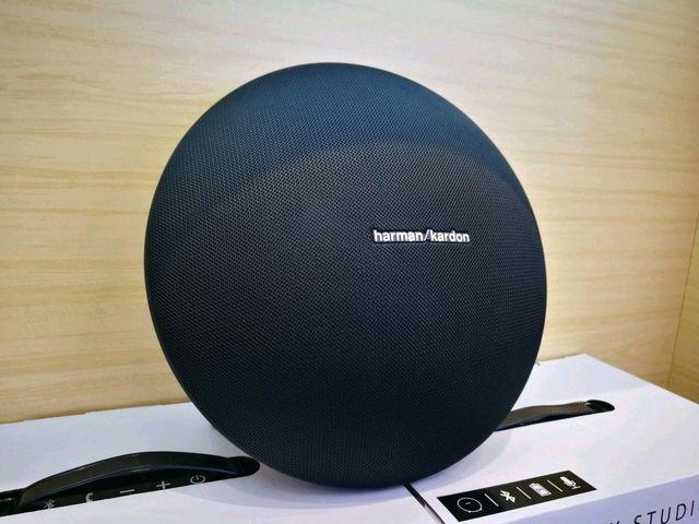 ลำโพง Bluetooth-Harman Kardon Wireless Speaker Onyx