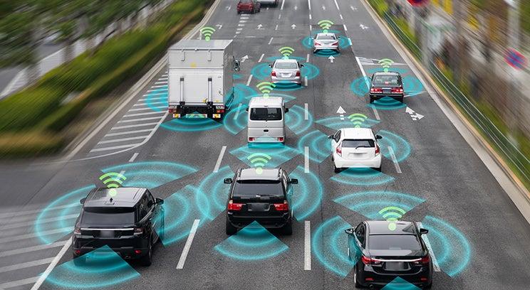 รถยนต์อัตโนมัติไร้คนขับ- Combined Function Automation