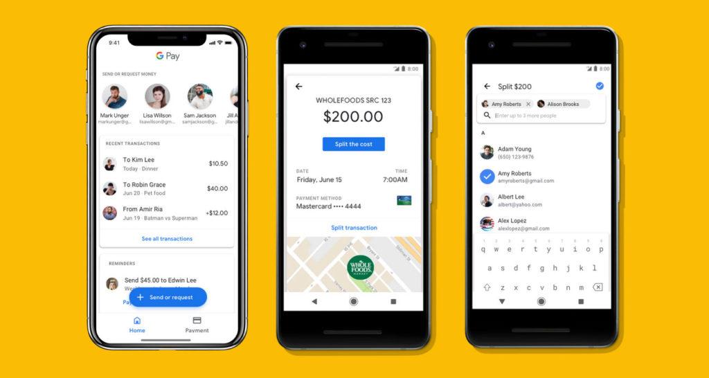 Google Pay แอปครบวงจรสำหรับการใช้จ่าย