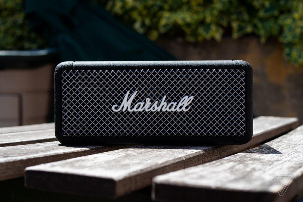 ลำโพง Bluetooth-Marshall Wireless Bluetooth Speaker