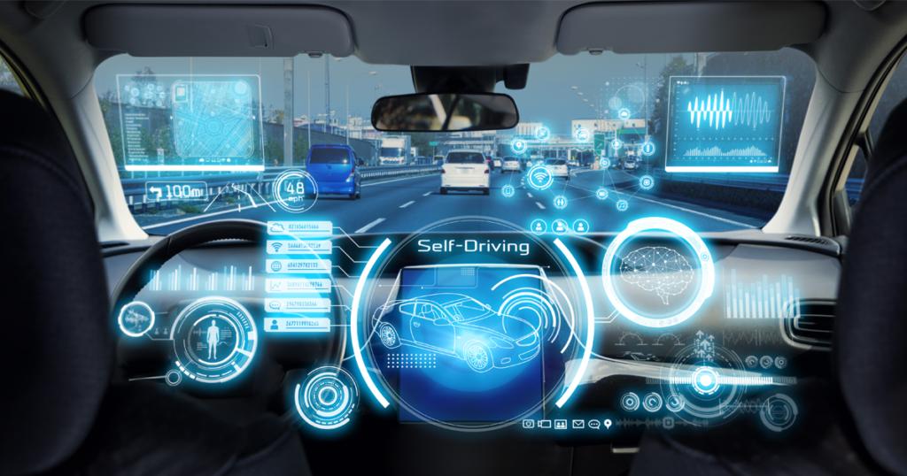 รถยนต์อัตโนมัติไร้คนขับ-Limited Self – Driving Automation