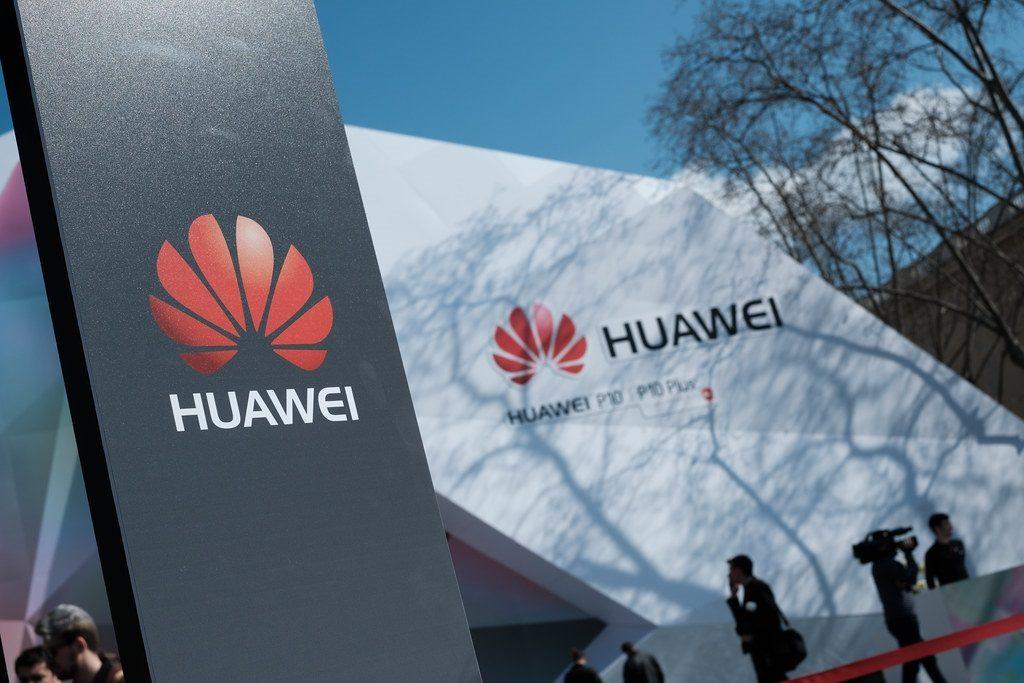 Huawei-โทรคมนาคมเครือข่ายระบบ 5G