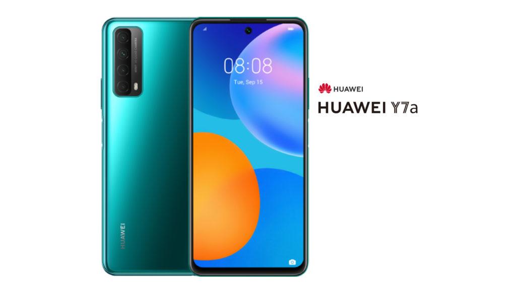 Huawei รุ่น Y7a