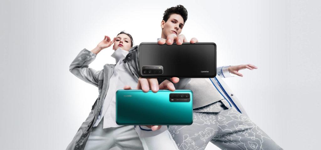 Huawei รุ่น Y7a-ราคาเกินคุ้ม