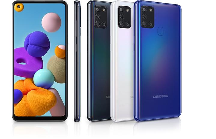 Galaxy A21s-ความคุ้มค่าและราคา