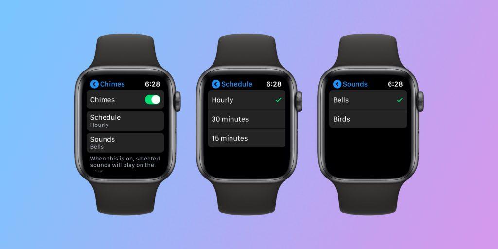 Apple watch กับฟีเจอร์ใหม่ที่บอกเวลาผ่านข้อมือได้เลย