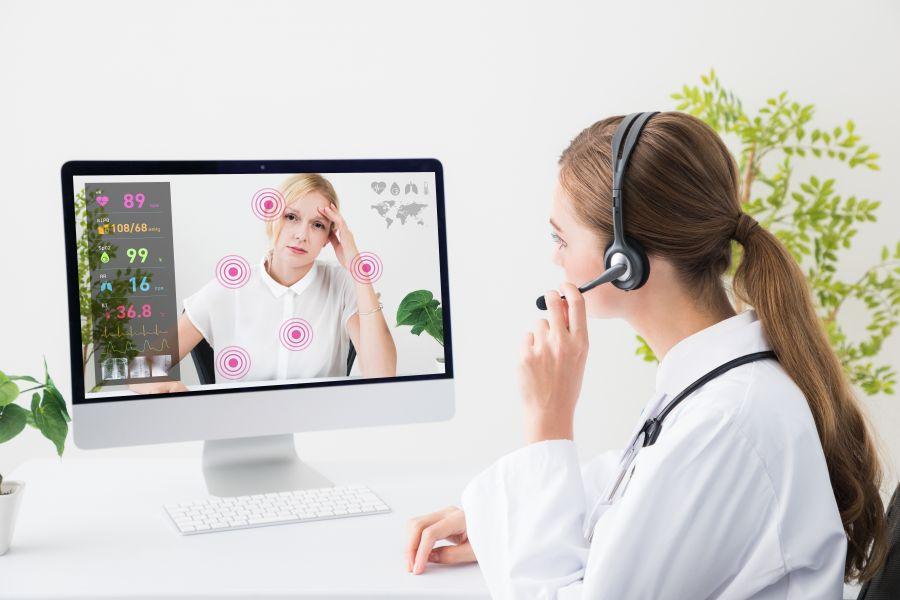 Digital healthcare-เทคโนโลยีช่วยในการดูแลสุขภาพทางไกล