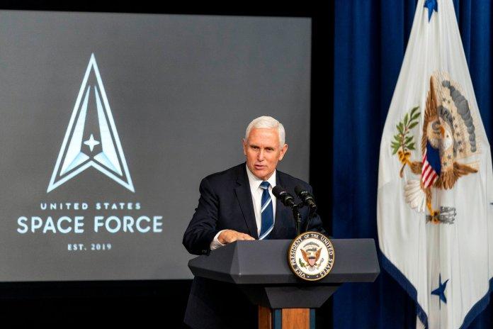 US Space Force-ก่อตั้งหน่วยนี้เพื่อเป็นส่วนหนึ่งของการทหารสหรัฐ
