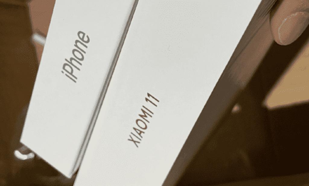 สมาร์ทโฟน Xiaomi 11