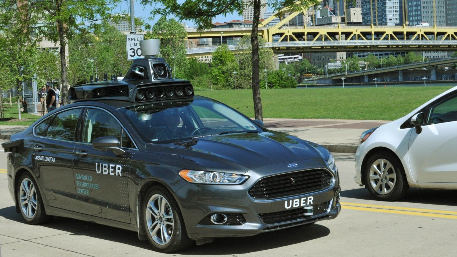 Uber ขายกิจการรถยนต์