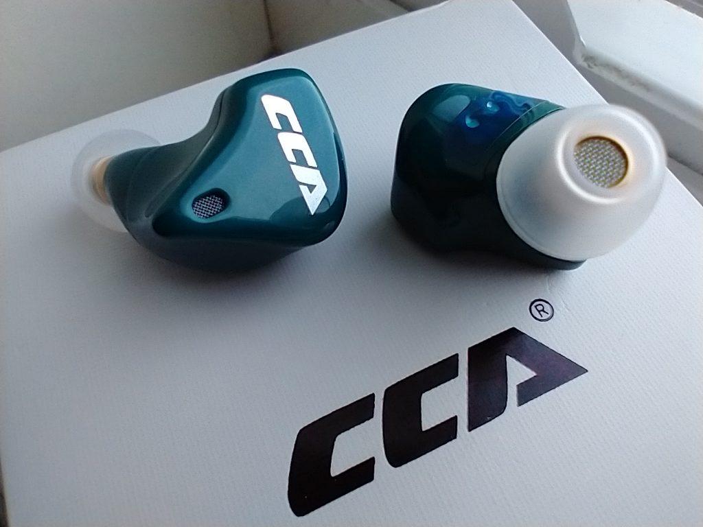 หูฟัง CCA CX10 หูฟังไร้สาย