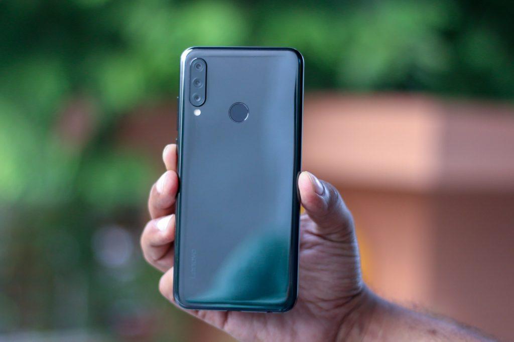 สมาร์ทโฟนจาก Lenovo K10 Note
