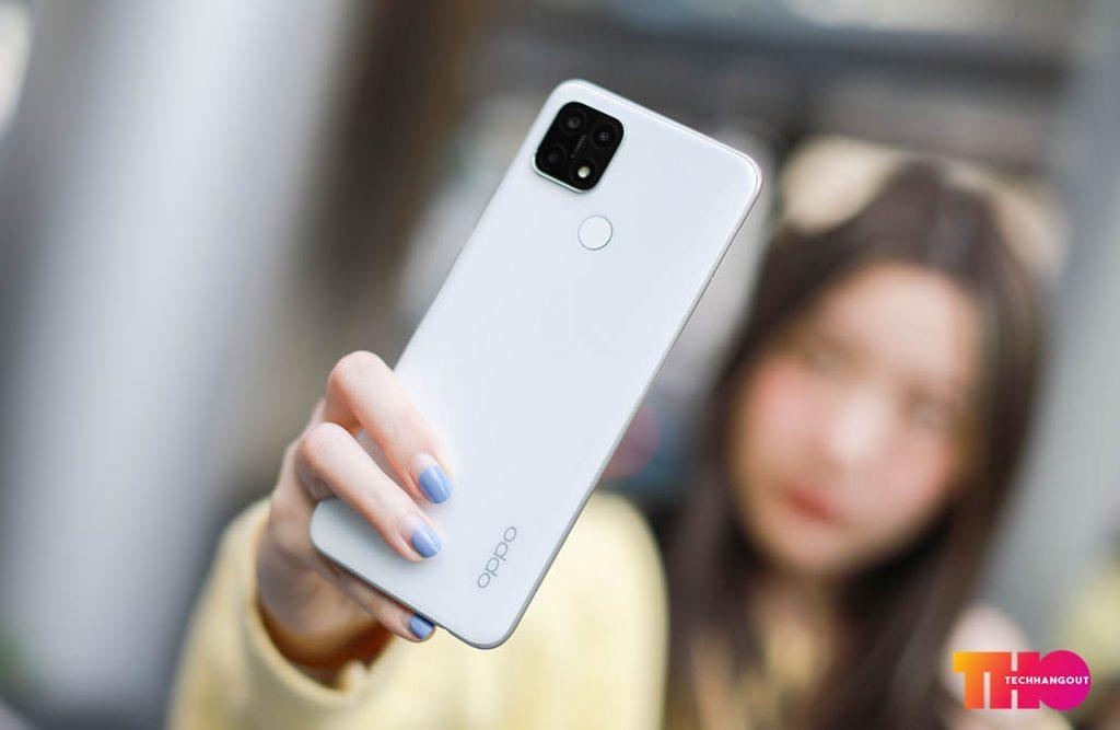 สมาร์ทโฟนจากทาง OPPO รุ่น A15