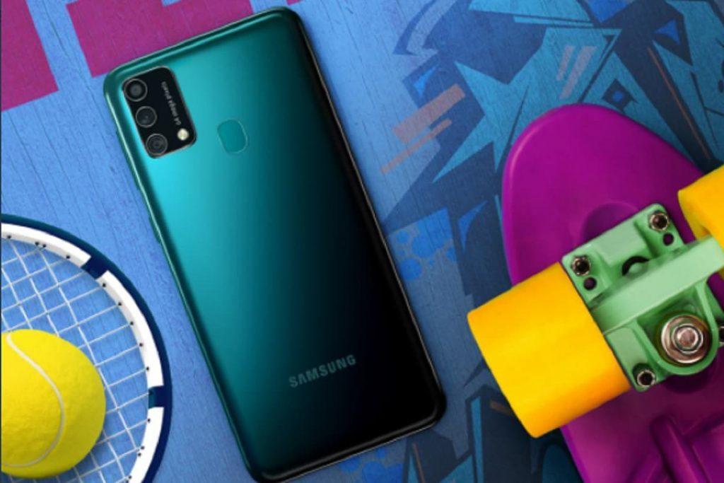 Samsung Galaxy M21s-ด้วยแบตเตอรี่ 6000mAh
