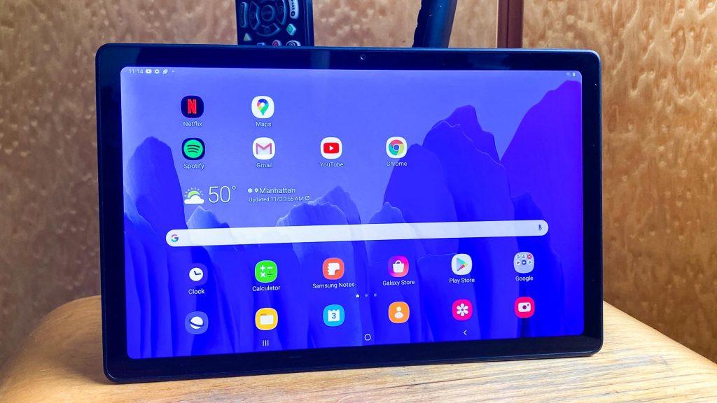Samsung รุ่น Galaxy Tab A7