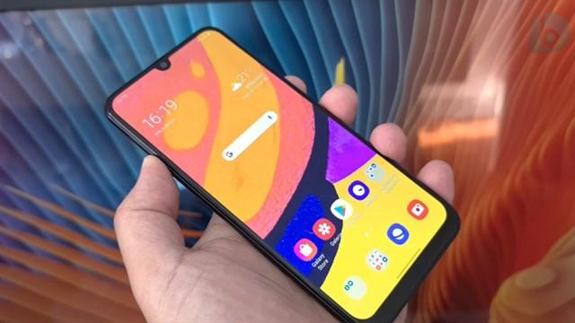 สมาร์ทโฟน Samsung Galaxy M21s
