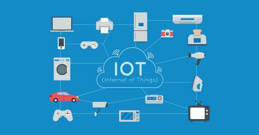 เทคโนโลยี IoT Security