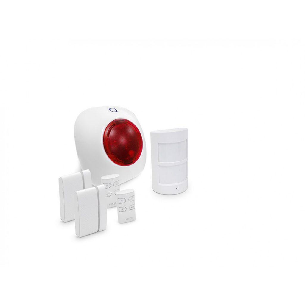 เทคโนโลยีเกี่ยวกับความปลอดภัย-Alarm System