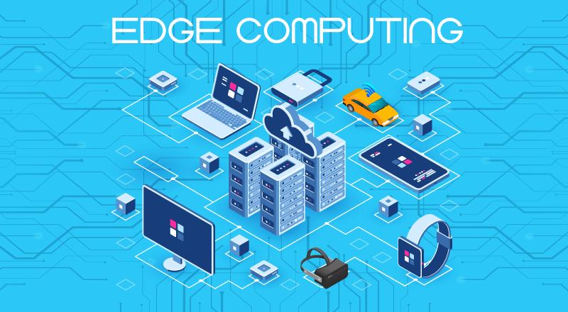 ประโยชน์ของ เทคโนโลยี Edge computing