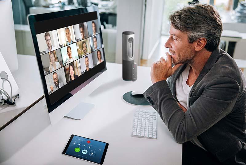 Zoom Meeting การใช้สนทนากันแบบออนไลน์