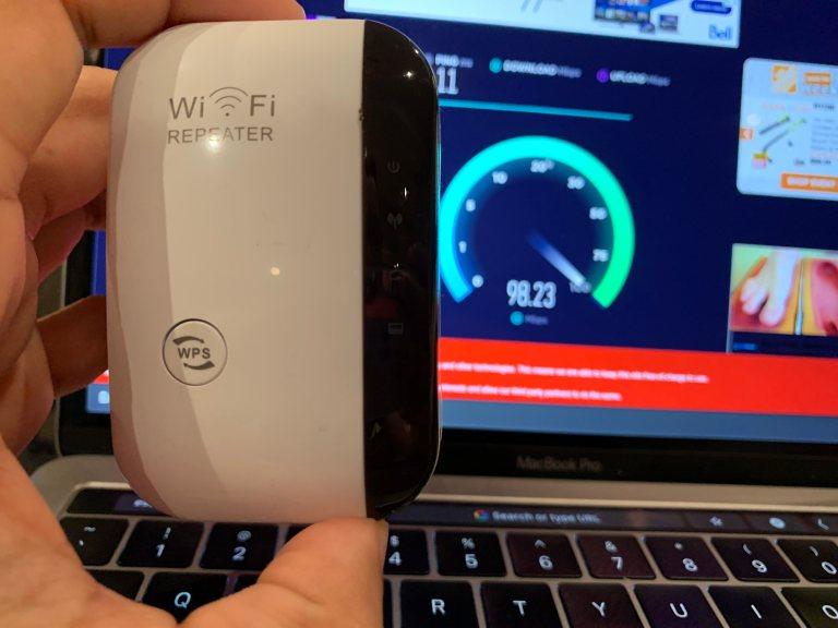 SuperBoost WiFi อุปกรณ์เพิ่มความเร็วอินเตอร์เน็ตสุดล้ำ
