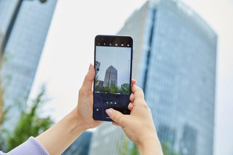 สมาร์ทโฟน Moto G 5G Plus