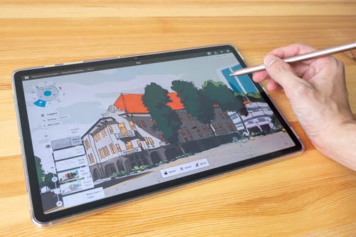 Galaxy Tab S7 Plus-ความคุ้มค่าและราคา