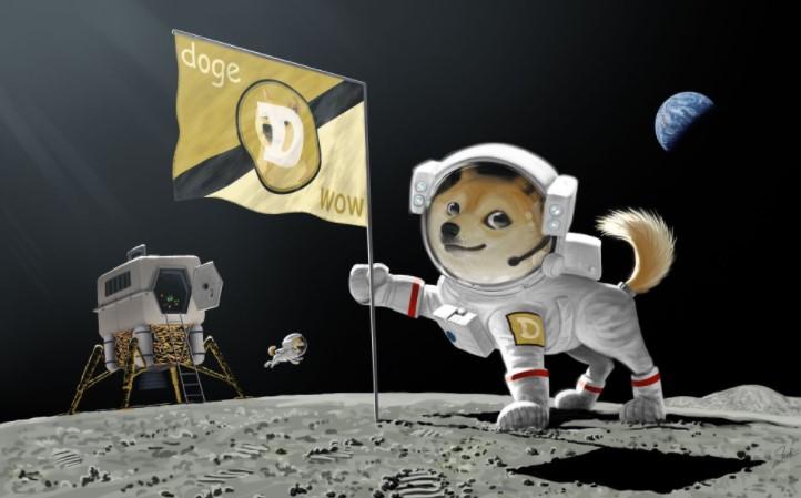 อีลอน มัสก์ จะพาน้องหมาไปทัวดวงจันทร์